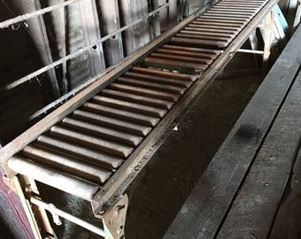 Antique Rollet Conveyer