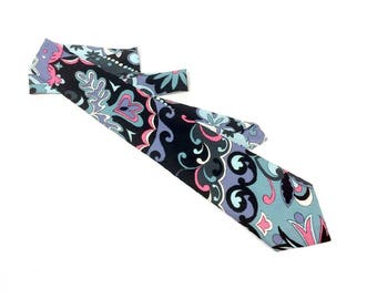 Vintage Necktie Diolen Setura, Diolen Tie, Vintage Neck Tie