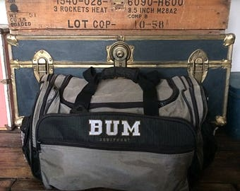 Vintage B.U.M. Equipment Bag