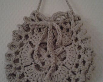 small bag in the hook for scents