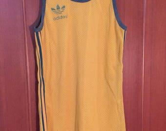 Vintage Mesh Adidas Singlet
