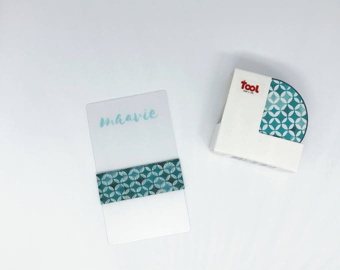 SAMPLE Washi tape tool - window