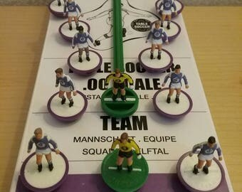 Subbuteo HW RSC Anderlecht 1986/87 Team