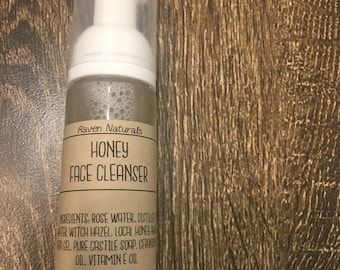 Honey Face Cleanser