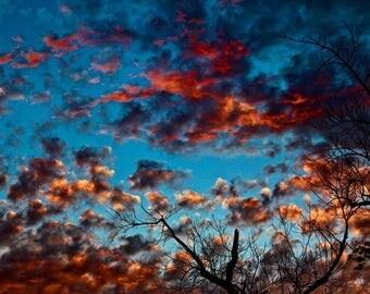 Diversity of a sunrise