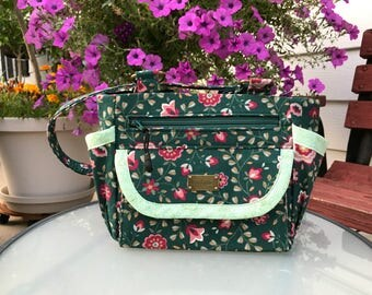 Emily Purse in Green