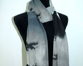 Abbey Pool light weight scarf