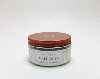 HAPPINESS body cream Sea buckthorn