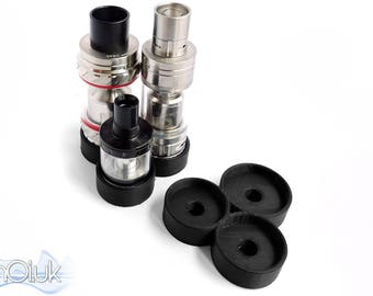 3D Printed 3-Way Vape Tank Holder - Holds 1x up to 27mm & 2x 24mm tanks - Smok Aspire Uwell - Fully Customisable