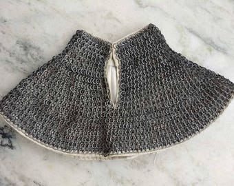 Medieval Chainmail Coif Neck Protection Armour