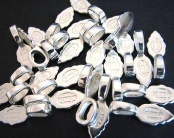 Glue bail silver