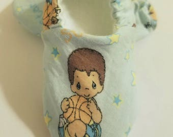 Precious Moments Baby Slippers