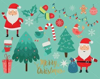 22 Christmas Clipart