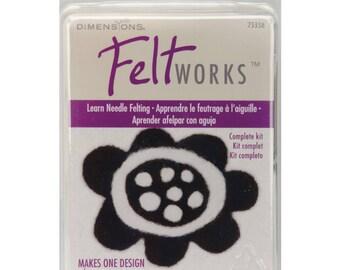 Feltworks Beginner's Needle Felting Kit