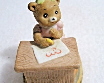 Lefton - Honey Bears Figurine