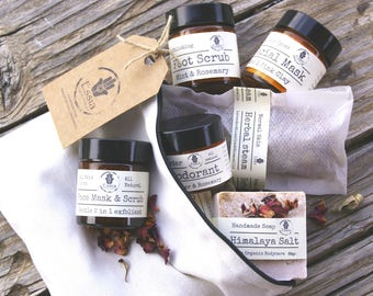 Natural Bodycare Package