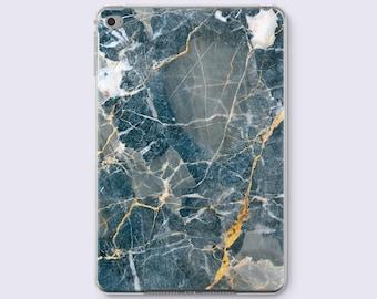 Marble Case iPad Cover iPad Mini 4 Case iPad Air Case Nature Stone iPad Mini 2 Case Dark Marble iPad Smart Cover iPad Mini 3 Hard Case 020