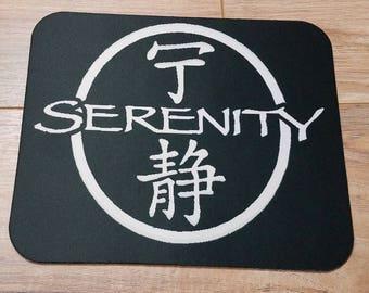 Serenity Non-Slip Mouse Pad