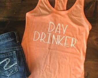Day Drinker • Ladies Tank