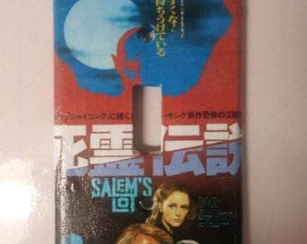 Japanese Horror Lightswitch Cover.