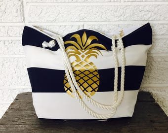Waterproof beach bag | Etsy