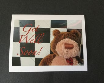 Photo Card - Bear GWS