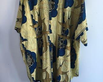 Vintage African Dress