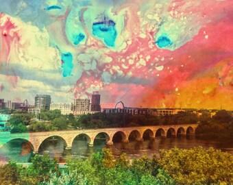 Multicolor City