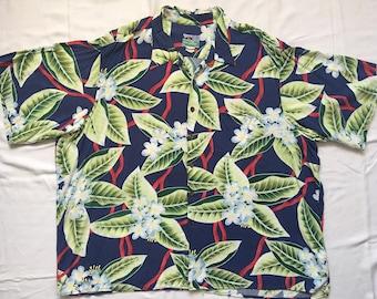Vintage Reyn Spooner hawaiian shirt-3XL-Aloha shirt