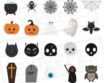 Emoji halloween | Etsy