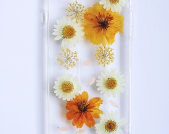 pressed flower case for iphone 6/6s 4.7