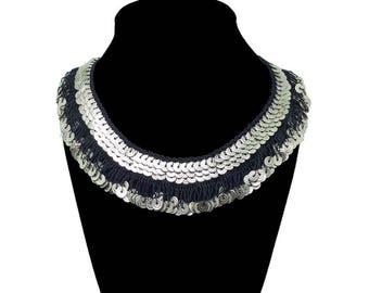 Exquisite Beaded Necklace