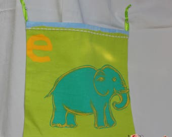 For the nursery, school bag/pouch: blanket, to snack bag.