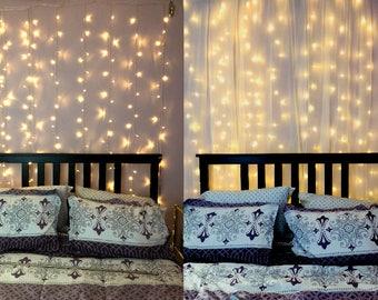 String Lights Etsy - String of lights for bedroom