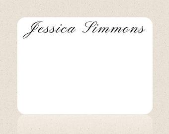 Personalized Stationary Set, Personalized Correspondence Cards, Personalized Thank You Cards, Personalized stationary note cards