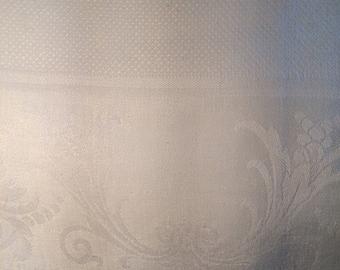 Vintage Damask Towel