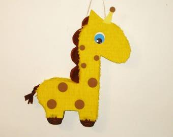 Giraffe Pinata. large pinata.