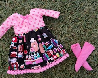 Blythe Doll dress, Blythe doll dress Takara