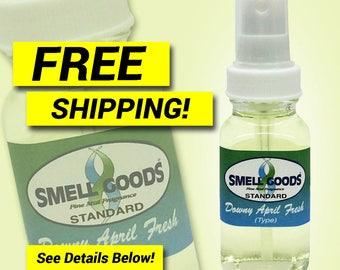 DOWNY APRIL FRESH (Type) - Standard Air Freshener - Car Freshener - Car Air Freshener - Fragrances - Fragrance Spray - Smell Goods - 2 oz.