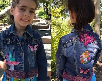 Jean jackets for kids