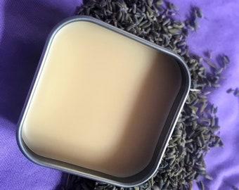 Lavender Lotion Pop Tin