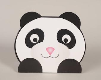 Panda favour boxes