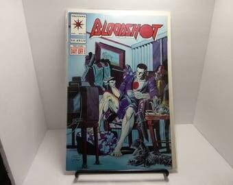 Bloodshot #12, 1994,  Mint Condition, Original Packaging,  Vintage, Valiant Comics, Collectors Item