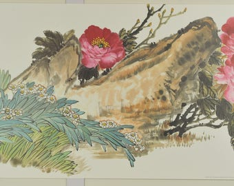 Songtao Gao - Glückliche Kindertage I - China - end 20th century