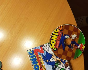 Sega Dreamcast: Sonic Roboblast 2