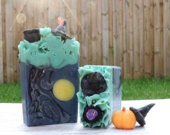 Handcrafted Artisan Soaps Home Decor by DaphneStudios on Etsy