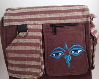 Buddha Eye Side Carry Bag