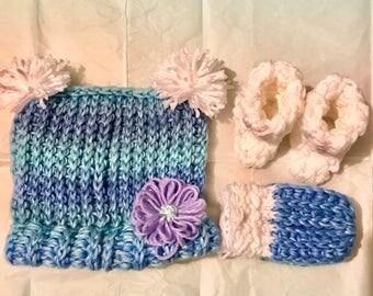 Flower Infant Set