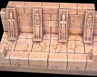 Desert Tomb Statue Hall