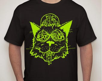 Cat Guts Logo Shirt